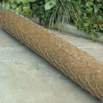 Gabion Baskets Reinforced Eco Logs