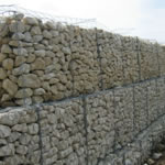 Gabion Baskets Military use