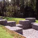 Gabion Baskets Drop Structures/Weirs
